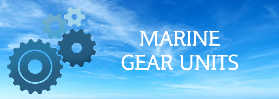 Marine Gear Units header