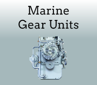 Marine gear units box