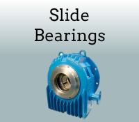 Slide bearings box